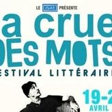 Salon du livre et tournée festival La crue des mots