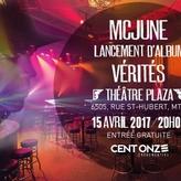 VÉRITÉS  album launch