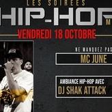 MC JUNE show tonight