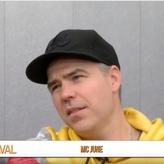 MC JUNE à INFO TV LAVAL